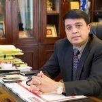 IME का अध्यक्ष ढकाल द्वारा उद्योग वाणिज्य महासंघको वरिष्ठ उपाध्यक्ष पदमा उम्मेदवारी घोषणा