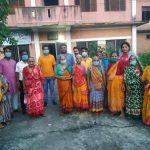 जनकपुरका युवाहरुले अनाथ र बृद्ध आश्रममा मनाए रक्षाबन्धन (फ़ोटो फीचर)